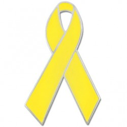 Pin Lazo Amarillo