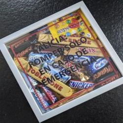 Cuadro con Chocolates,...