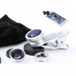 Set de Lentes Para Smartphone